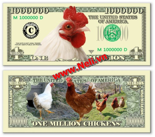 million-chicken