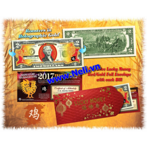 years_of_the_rooster_holographic_color_2_bill_and_envelope